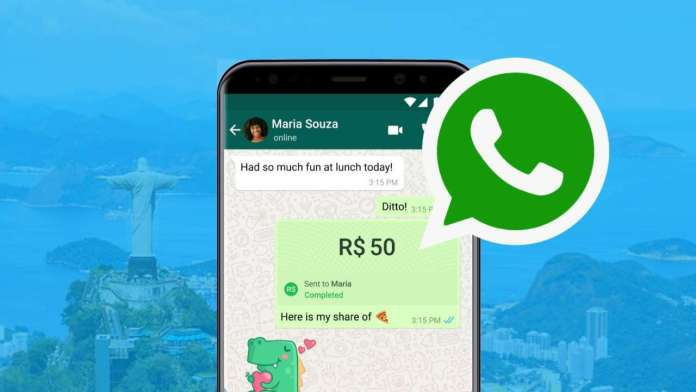 WhatsApp rollout Payments in Brazil