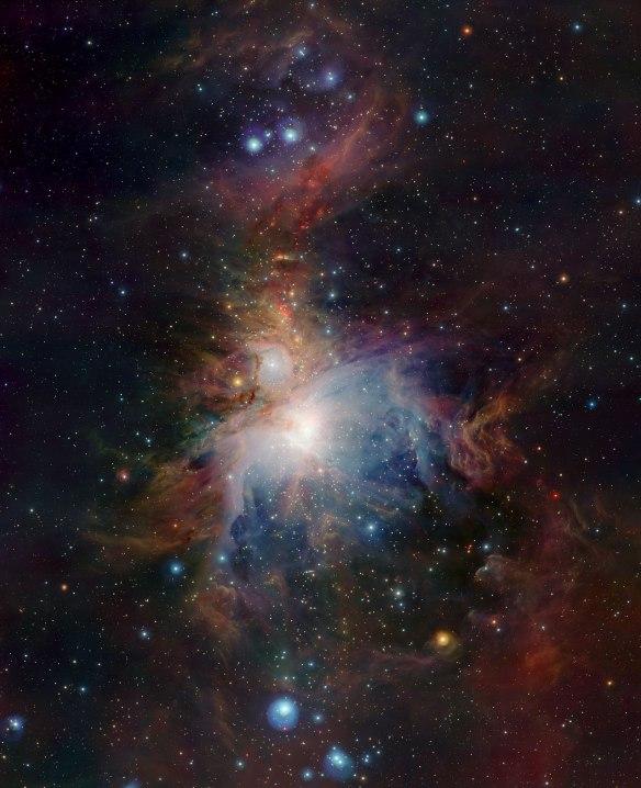 OrionNebulaIR_ESO