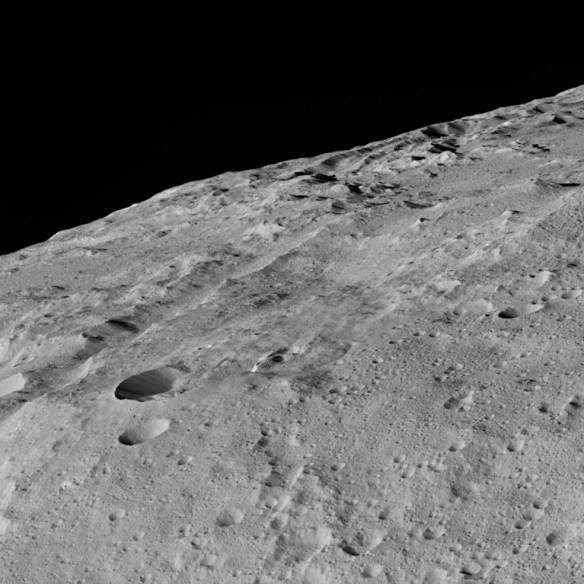 Ceres from 240 km