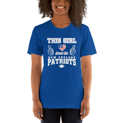 This girl Patriots mockup Front Womens 2 True Royal