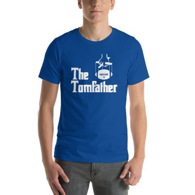Tom Father 2a w mockup Front Mens True Royal