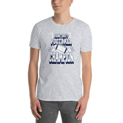 football fantasy.psd mockup Front Mens Sport Grey