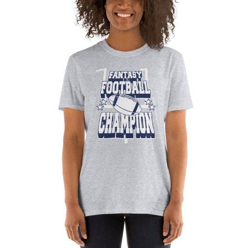 football fantasy.psd mockup Front Womens 2 Sport Grey