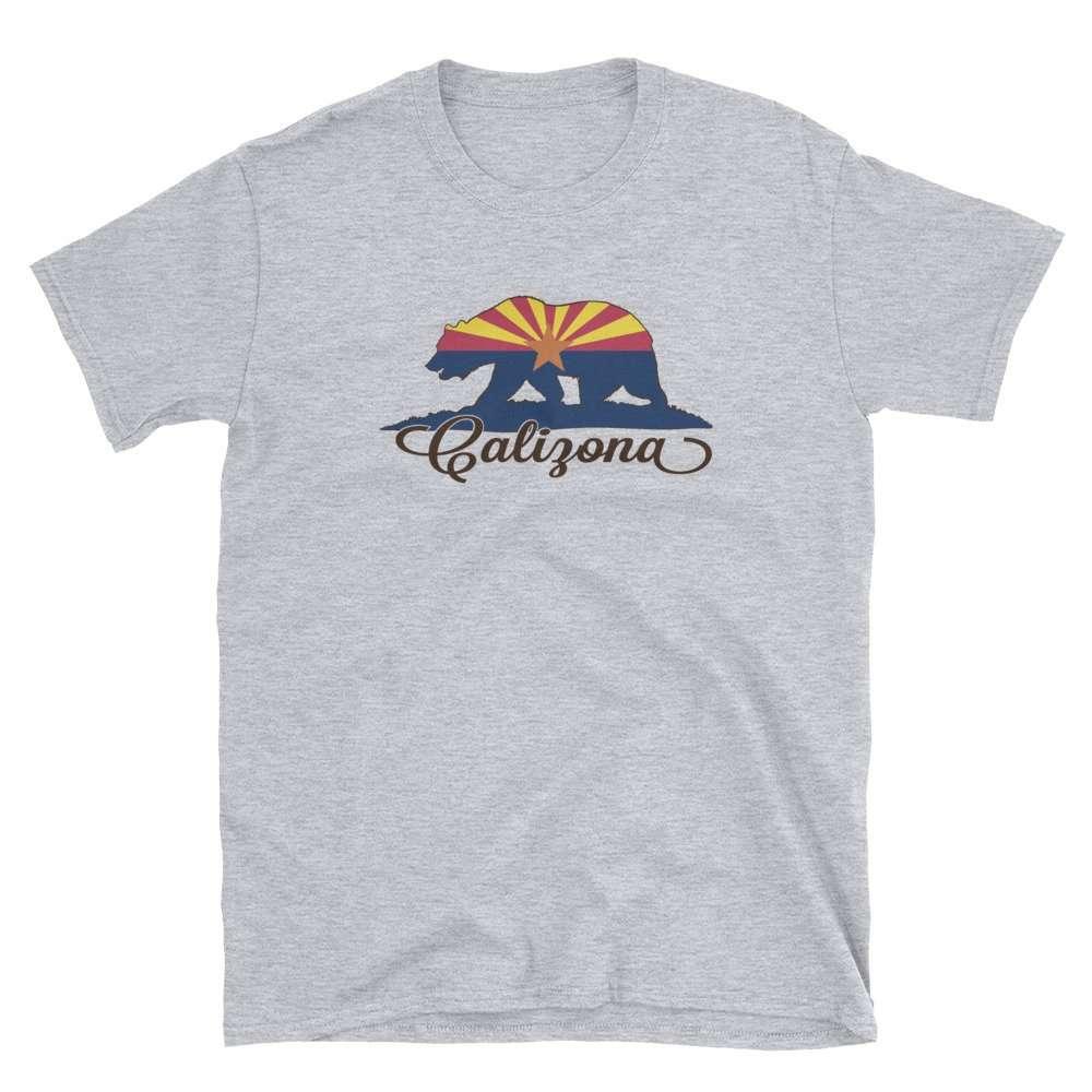 Calizona Short-Sleeve Unisex T-Shirt