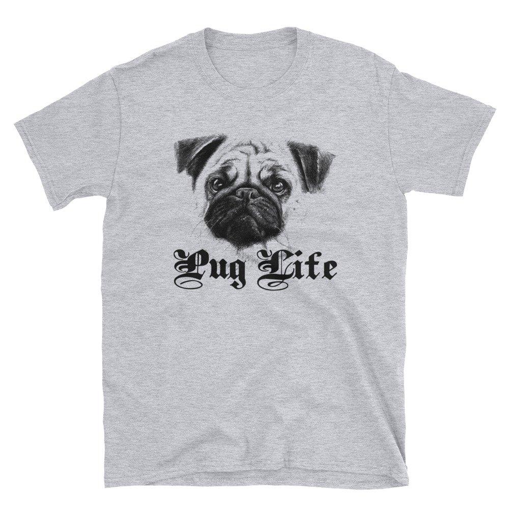 The 'Pug Life' Unisex T-Shirt