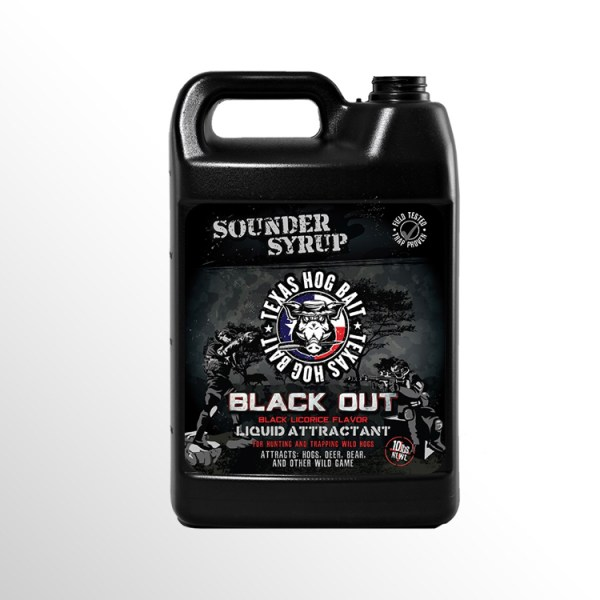 Black Out Liquid Attractant case of 2