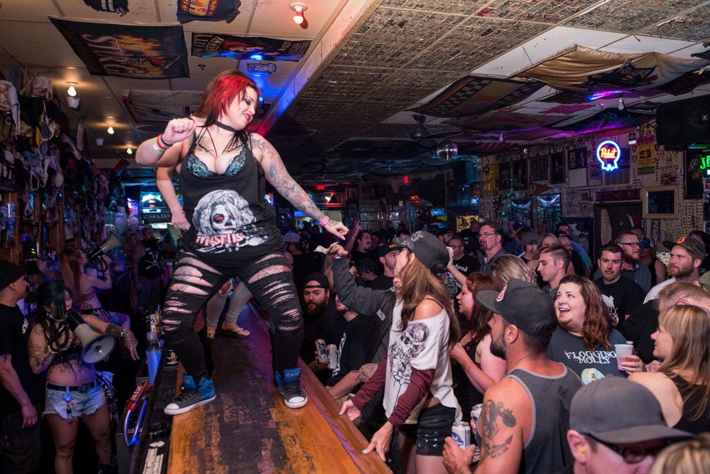 Hogs & Heifers Saloon Las Vegas_Punk Rock Hoedown Concert_0145