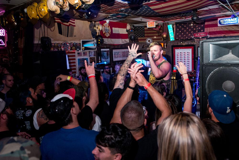 Hogs & Heifers Saloon Las Vegas_Punk Rock Hoedown Concert_0229
