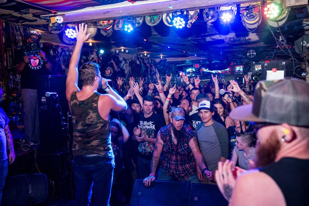 Hogs & Heifers Saloon Las Vegas_Punk Rock Hoedown Concert_0269