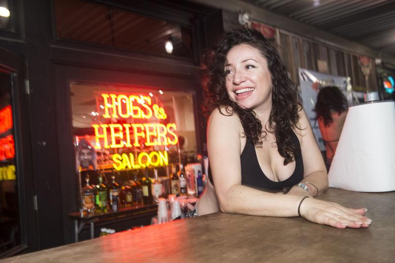 Hogs & Heifers Saloon_Las Vegas_Bartenders_0243