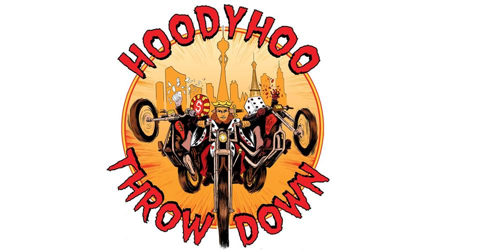 Hoody Hoo Throwdown – Las Vegas – Motorcycle Scavenger Hunt – Hogs