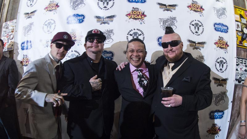 Hogs & Heifers Saloon Las Vegas_Moonshine Bandits_006498