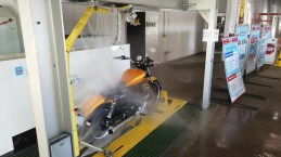 Motorcycle Wash Bike V9 5