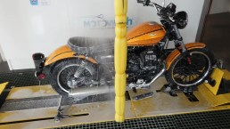 Motorcycle Wash Bike V9