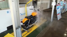 Motorcycle Wash Bike V93