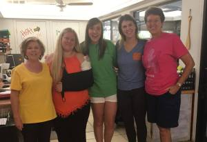 HOH  office staff 2016-17