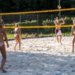 Beach-Volleyball-Feld