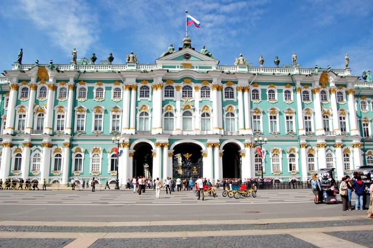 Ermitaj Hermitage Müzesi