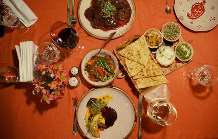 Tiflis Barbarestan Restoran