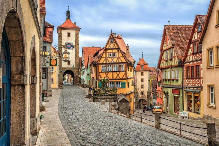 germany romantic road