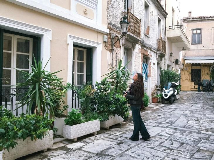 Atina'da Gezilecek Yerler