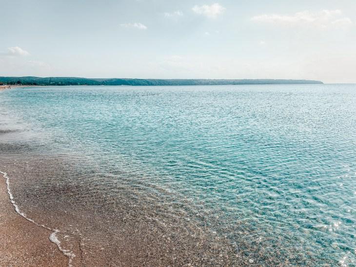 İğneada plajları, İğneada'da deniz