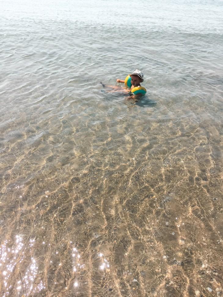 İğneada'da deniz