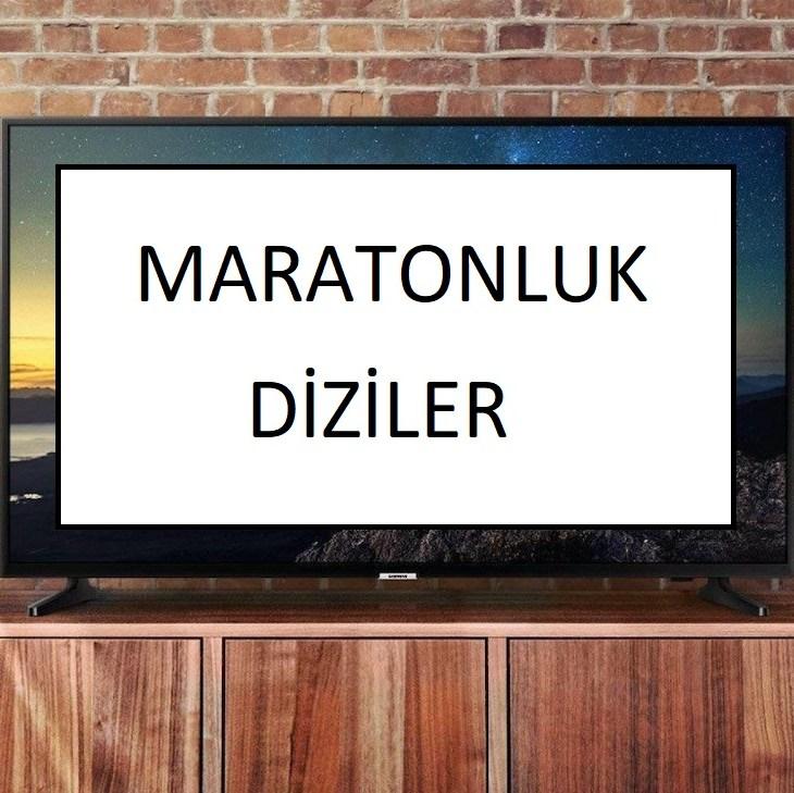 maratonluk dizi önerileri