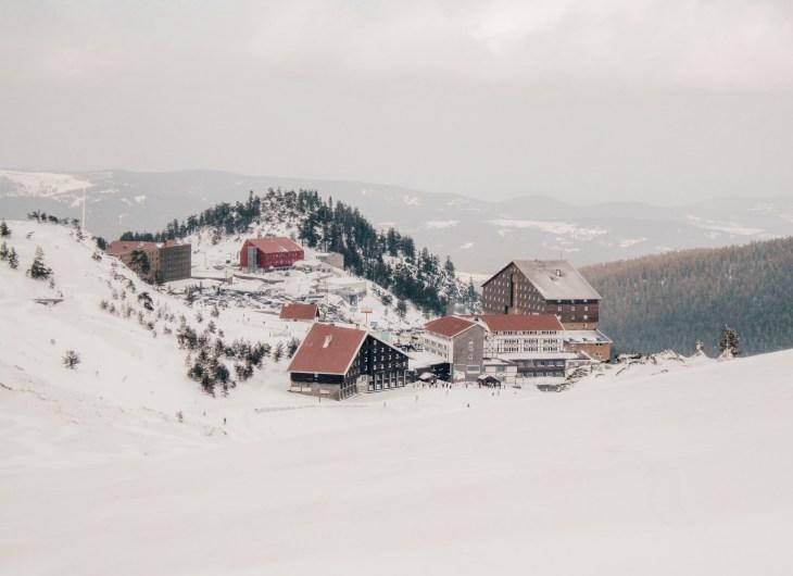 Best Ski Resorts Turkey