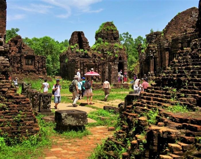 Danang Myson Hoi An private day tour