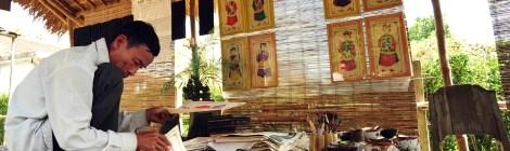Hue handicraft villages