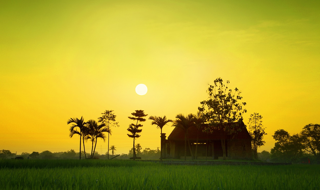 Thanh Toan countryside in Hue