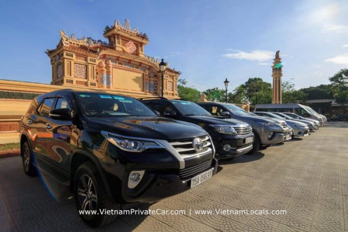 Dalat to Nha trang by private car