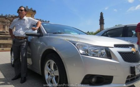 Mr Toan - Hoi An Private Car Driver Team