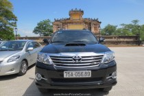 Toyota Fortuner 7 seaters