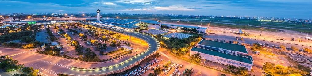 Tan Son Nhat Airport, Saigon, Vietnam