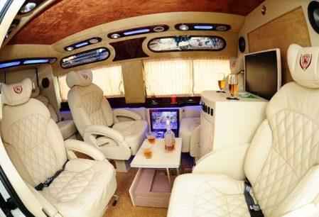 limousine dcar luxury car transfer service-Hoian Private Car