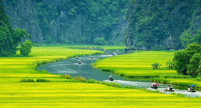 Hanoi to Hoa Lu Tam Coc by private car