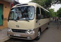 29 seat hyundai county bus