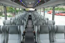 35 seat bus - Samco internal