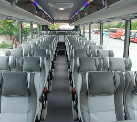 35 seat bus - Samco