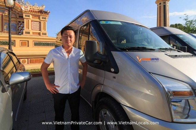 Nha Trang to Hoi An by private car