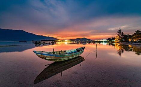 Lap An lagoon, Phu Loc, Hue