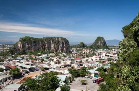 Marble Mountains-Danang city
