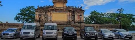 Hoian Private Car car fleet