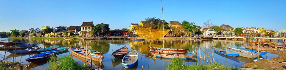 Hoi An old town by Hoian Private Car Tour