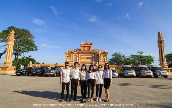 Hoi An to Nha Trang by private car