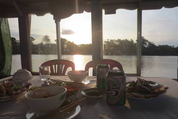 Dinner Cruise on Perfume River