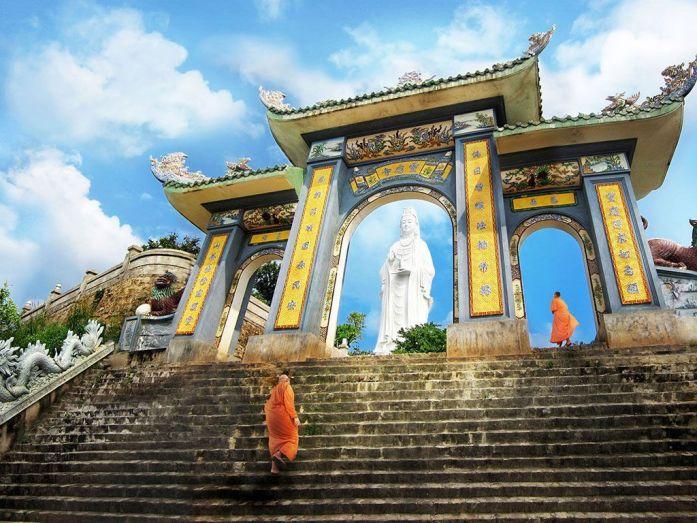 Lady Buddha Pagoda, Danang