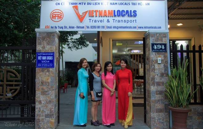 Vietnam Locals Travel - Hoi An Branch office